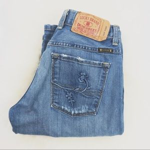 Vintage Lucky Brand Easy Rider Jeans Size 2/26